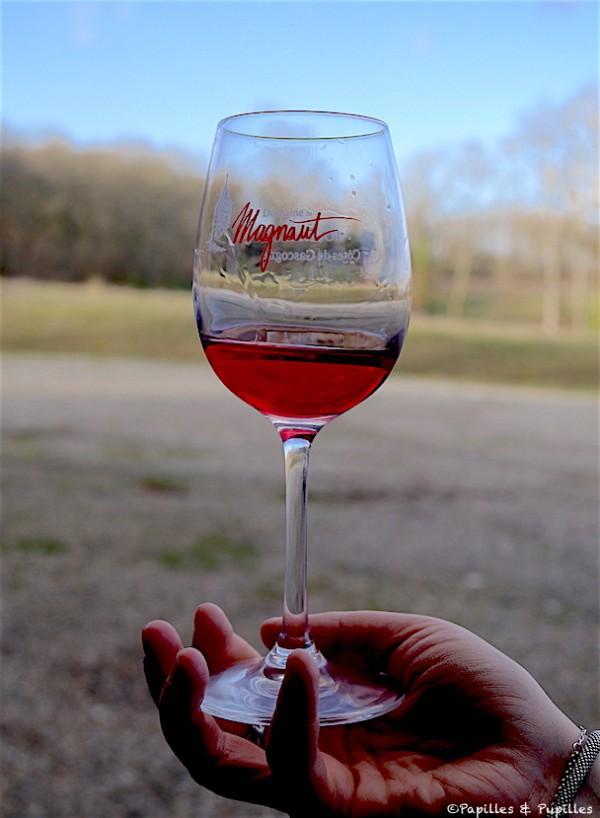 Floc rosé - Maison Magnant
