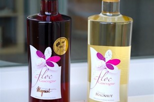 Floc rosé et Floc Blanc - Magnaut