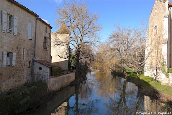 Fourcès, l'un des plus beaux villages de France