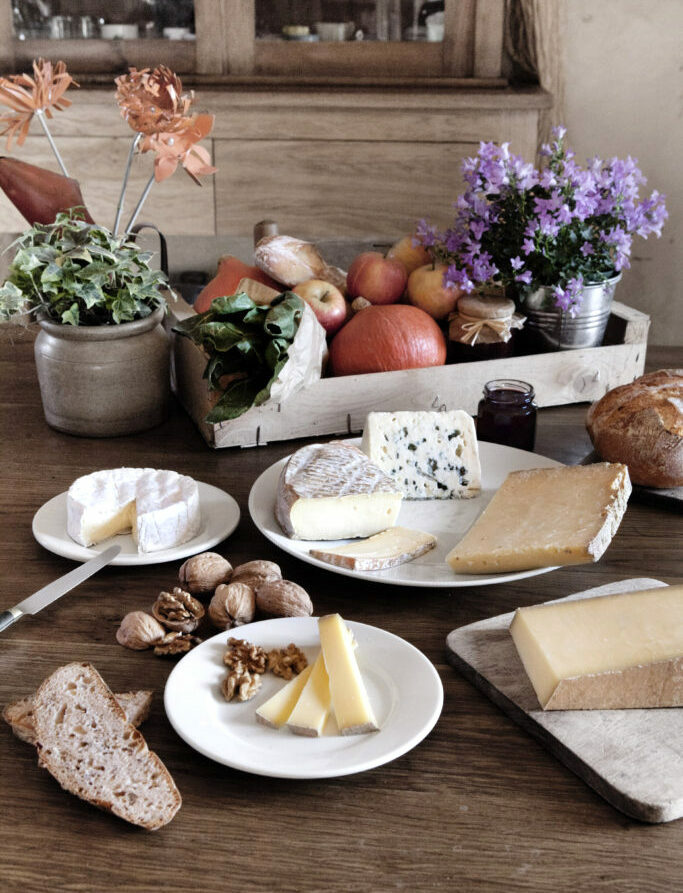 Fromages ©Cniel