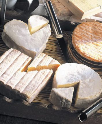 Fromages AOP de Normandie
