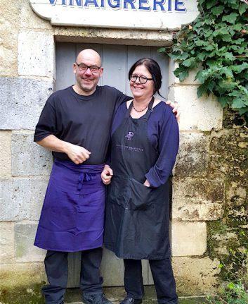Philippe et Françoise Fleuriet