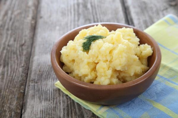 Purée de pommes de terre (c) Elena Blokhina shutterstock