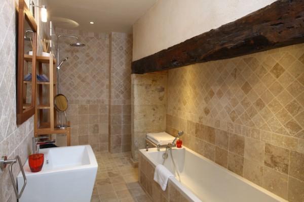 Salle de bains - Le Castel Pierre