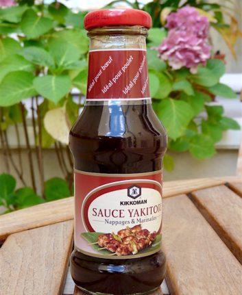 Sauce Yakitori