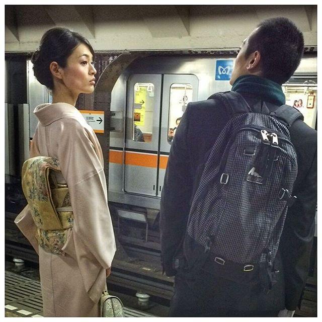 Station Asakusa - Tokyo