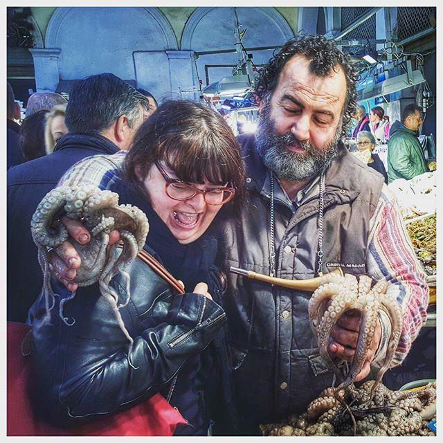 Giorgos, le poulpe et moi