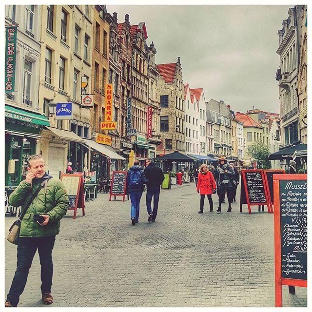 Centre historique, Anvers