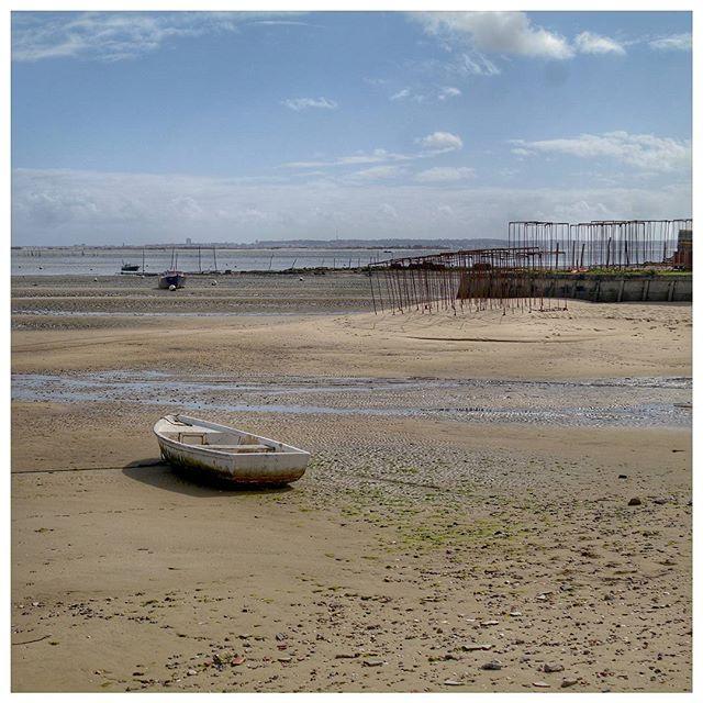 Marée basse - Les jacquets - Lège Cap Ferret