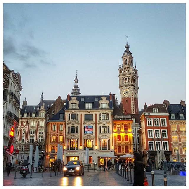 From Lille with love