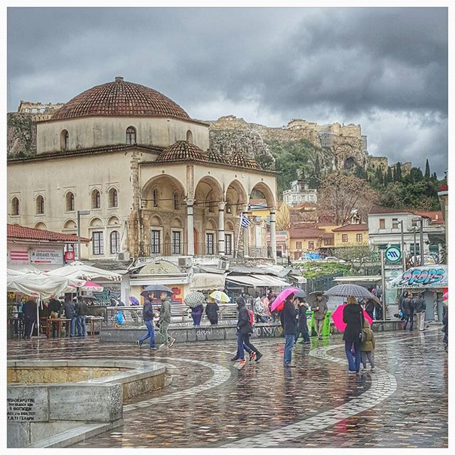 Place Monastiraki - Athènes