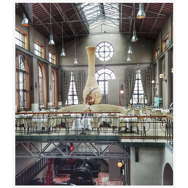 Het  Pomphuis - Anvers