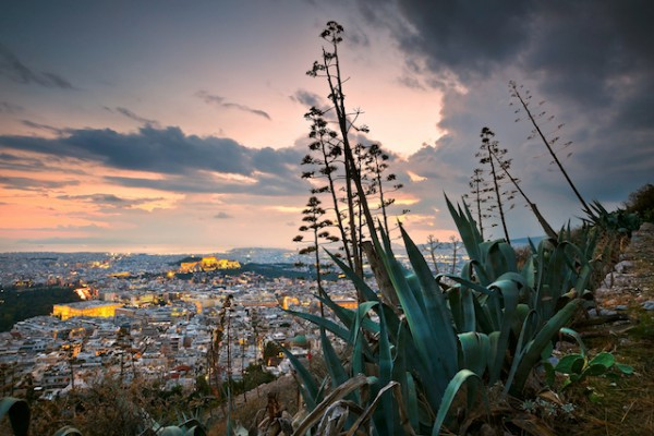 Athènes (c) Milan Gonda shutterstock