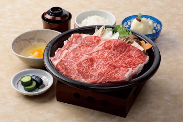 Boeuf Matsusaka sukiyaki (c) Kakiyasu