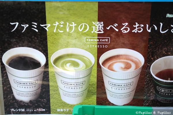 Café au matcha