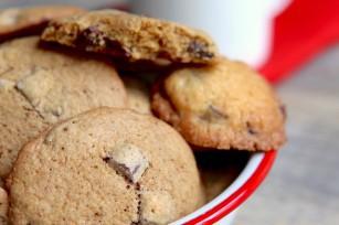 Cookies aux pépites de chocolat et noix de pécan