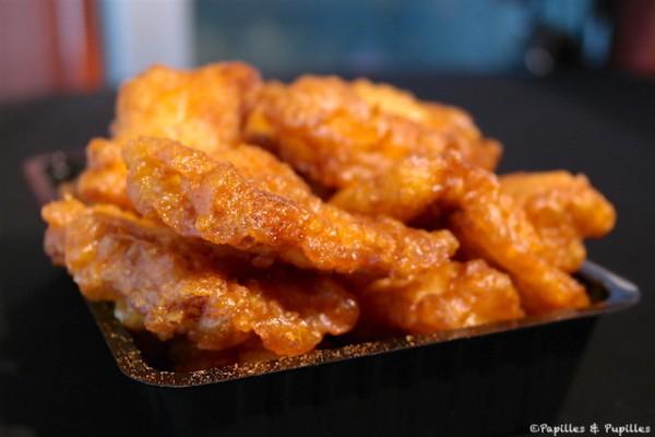 Kibbelings - Croquettes de poisson fritKibbelings - Croquettes de poisson frit