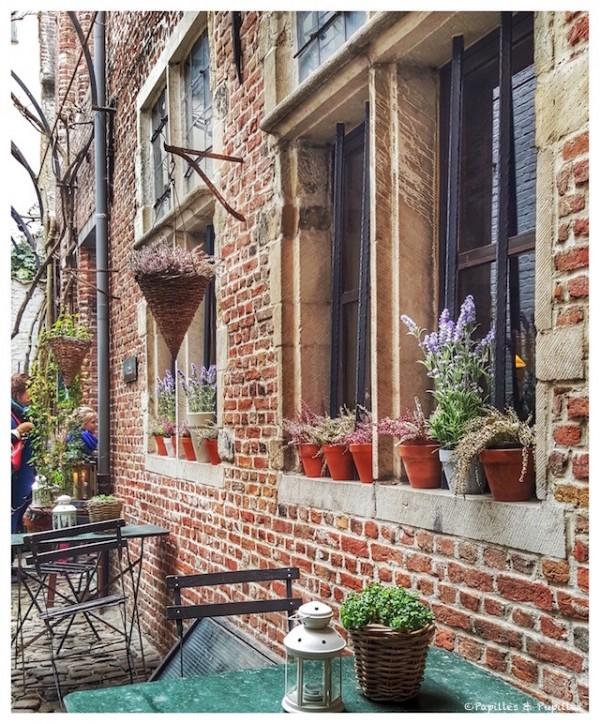 Dans les rues d'Anvers