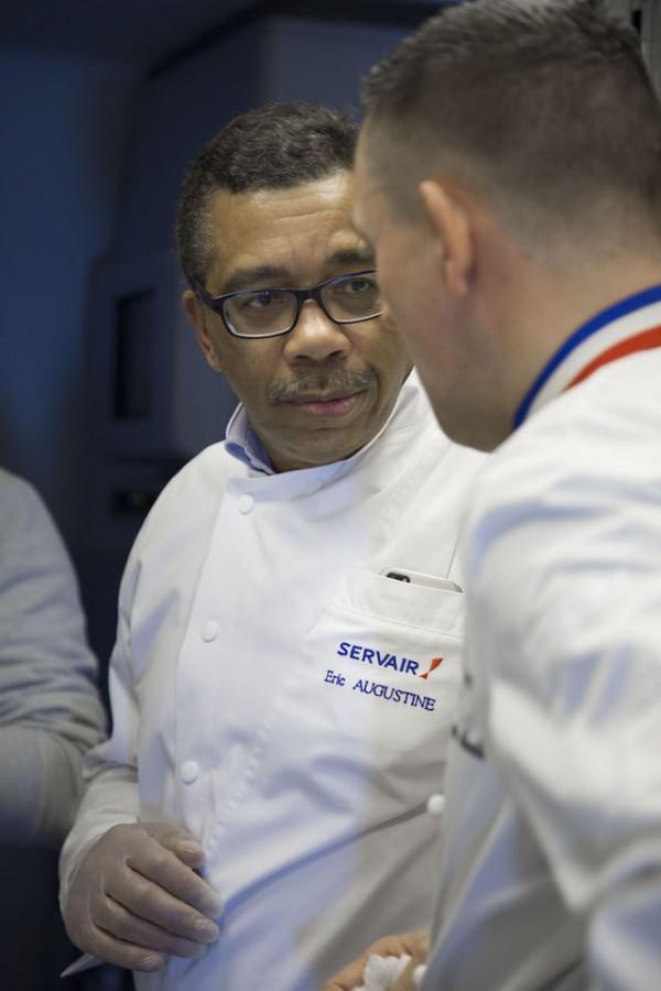 Eric Augustine et Francois Adamski - ©Virginie Valdois pour Air France