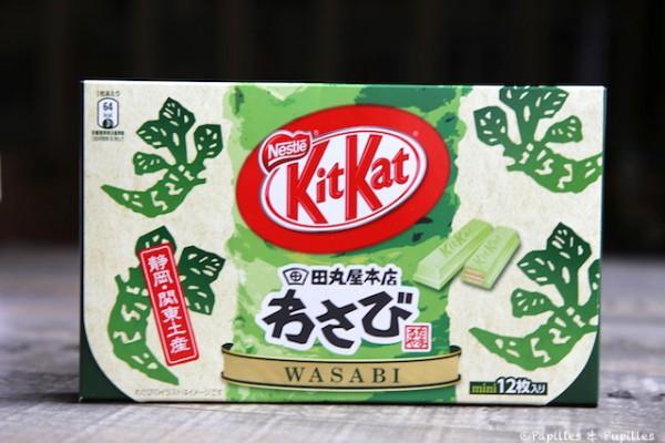 KitKat au wasabi