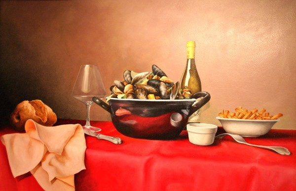 Moules Frites (c) Maritime