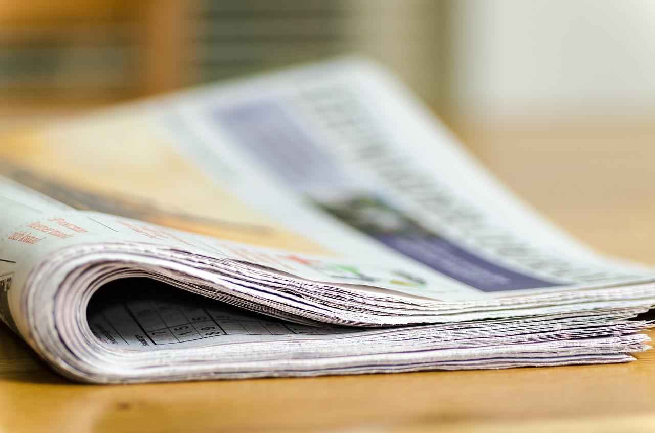 Revue de presse (c) Andrys CC0 pixabay