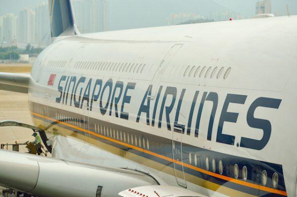 Singapour Arirlines - A 380 (c) Sorbis shutterstock