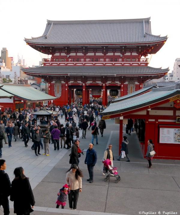 Temple Senso-ji - Asakusa, Tokyo