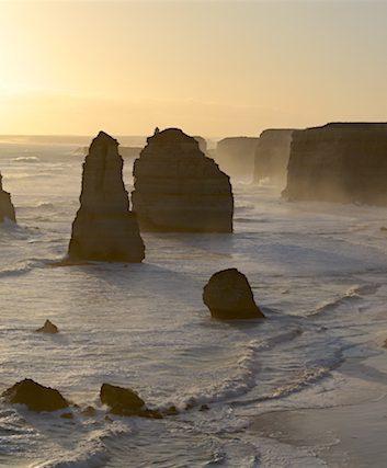 12 Apôtres - Great Ocean road - Victoria, Australie
