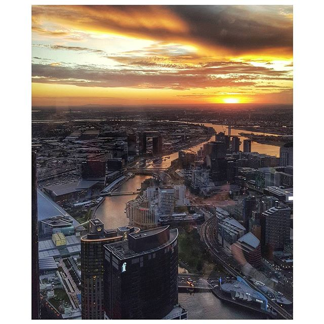 Sunset - Melbourne