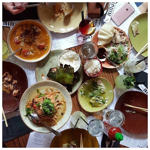 Chinchin restaurant Melbourne