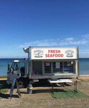 Camion Fresh Sea Food