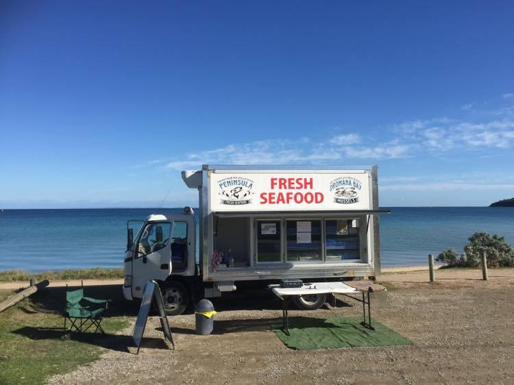 Camion Fresh Sea Food