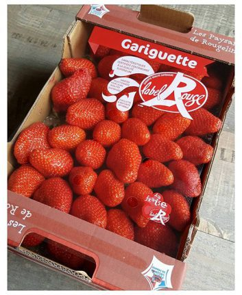 Gariguette Label Rouge