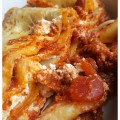 Lasagnes à la bolognaise et ricotta