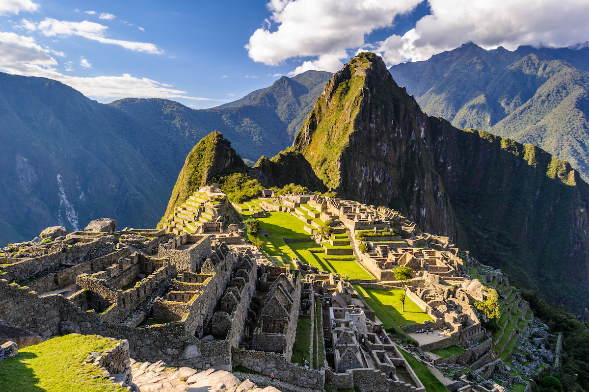 Machu Picchu ©Anton_Ivanov shutterstock
