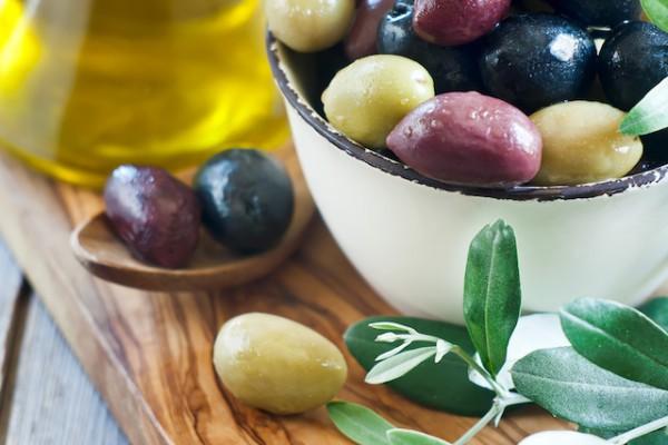 Olives (c) Karaidel shutterstock