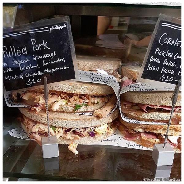 Sandwiches - Phillippas's Bakery