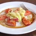 Tartare de saumon à l'asiatique