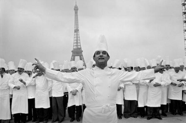 Paul Bocuse - Trocadero © Jean Gaumy