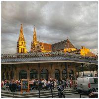 Place du marché des Chartrons, Bordeaux