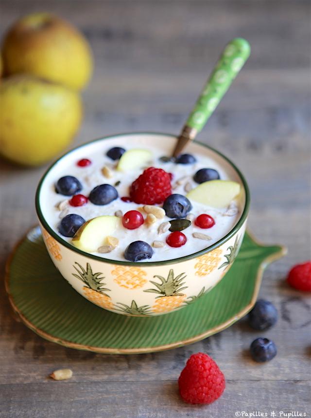 Power bowl sans gluten