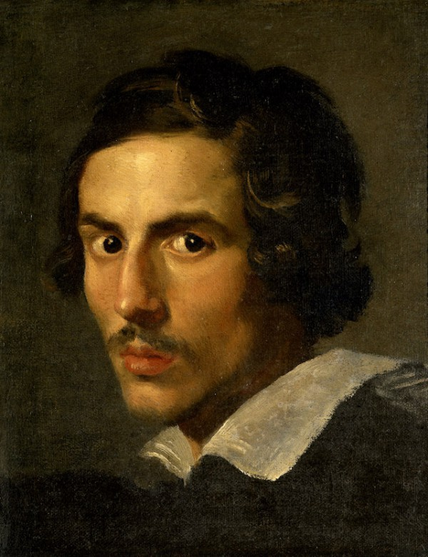 Gian Lorenzo Bernini, autoportrait - Courtesy of the Archivo Fotografico Soprintendenza Speciale per il Polo Museale Roman