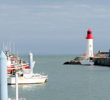 Le port de la Cotinière (c) Net Circlion CCBYNCND20
