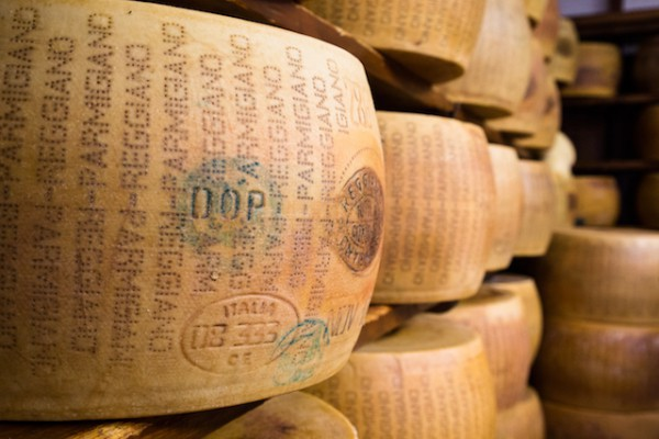 Parmigiano Reggiano (c) Won sun Licence CC BY-NC-ND 2.0