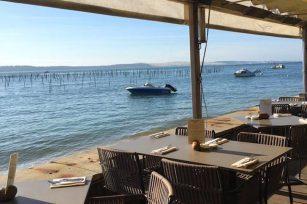 Pinasse Café - La terrasse