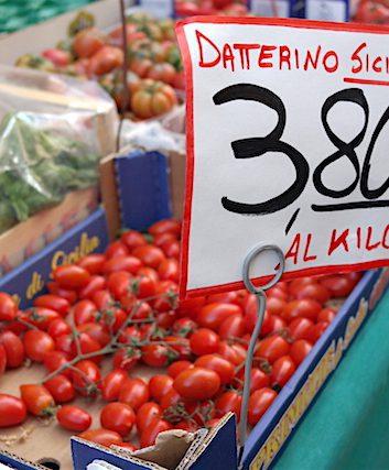 Tomates Datterino Sicile