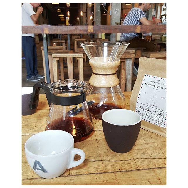 Dégustation de cafés