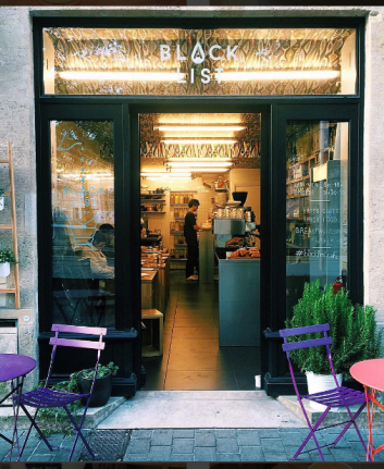 Black List Café Bordeaux