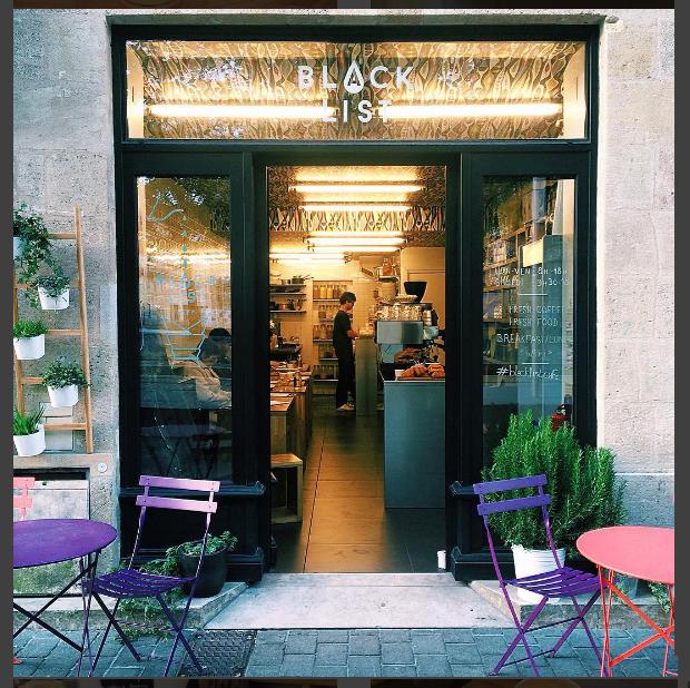 Black List Café Bordeaux
